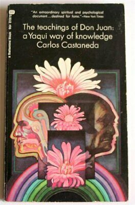 The Teachings of Don Juan: A Yaqui Way of Know... by Castaneda, Carlos Paperback
