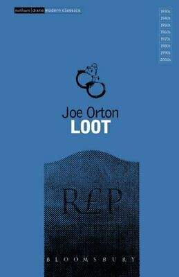Loot (Modern Classics) by Orton, Joe Paperback Book The Cheap Fast Free Post