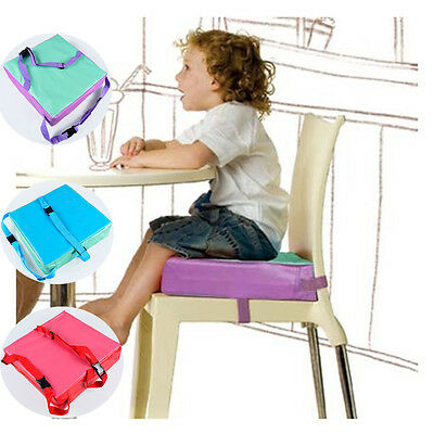 Chair Booster Cushion Toddler Highchair Seat Pad High Chair Cover for Baby Kids