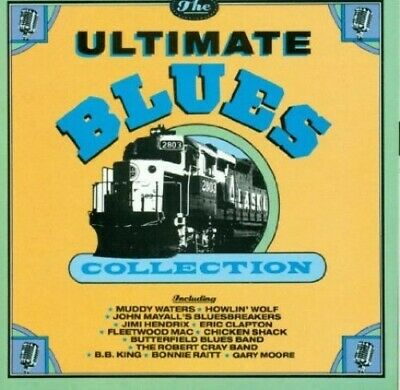 Fleetwood Mac - Ultimate Blues Collection - Fleetwood Mac CD D3VG The Fast Free