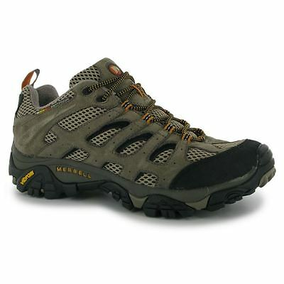 Merrell Mens Moab Ventilator Lace Up Walking Breathable Design Shoes