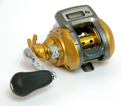 Clearance Daiwa It's Icv 150L Left Hand Wind Multiplier Reel With Line Counter
