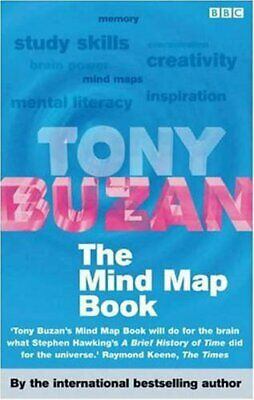The Mind Map Book: Radiant Thinking - Major Evolutio... by Buzan, Tony Paperback