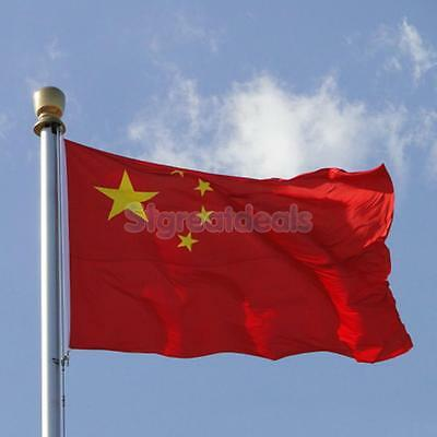 144 x 96CM/4.7 x 3FT China National Flag Chinese Country Flags Big Banner