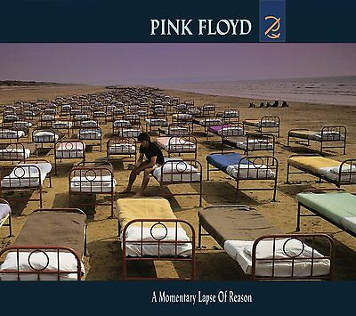 Pink Floyd A Momentary Lapse Of Reason Cd (2011 Remastered Edition)