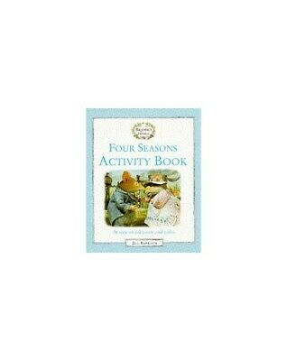 Four Seasons Activity Book (Brambly Hedge) by Barklem, Jill Paperback Book The