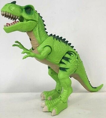 Walking Dinosaur T-Rex Toy Figure with Lights&Sounds Movement 41*14*29CM