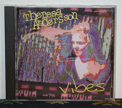 Theresa Andersson: Vibes, 1994 Folk, Jazz, Blues CD New Orleans EX