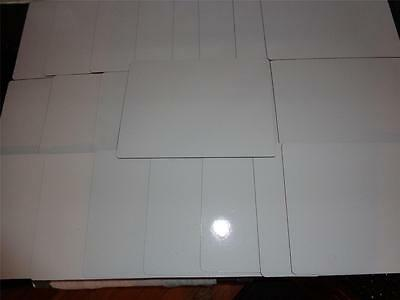 Set Of 24 White Dry Erase Boards 9 X 12 Portable School Office Display Classroom