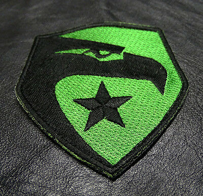 Gi Joe Eagle Usa Tactical Combat Morale  Military Hook Patch