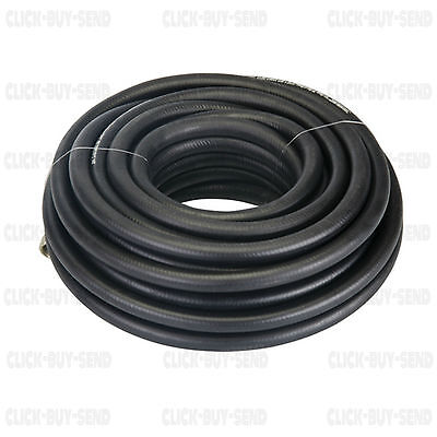 Air Compressor 8 Mm Hose Line Rubber Reinforced 10M 32Ft Guaranteed New
