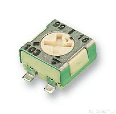 TRIMMER, SMD, 100K, Part # TS53YL104MR10