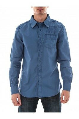 RITCHIE - CHEMISE TOCOLATY  -  - HOMME - Neuf