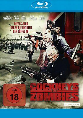 Cockneys vs Zombies # BLU-RAY-NEU