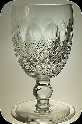 Waterford Crystal Colleen Short Stem Claret Wine Glass (6 available)