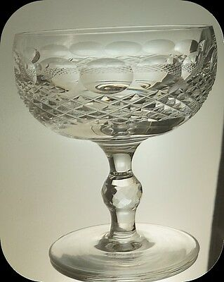 Waterford Crystal Colleen Short Stem Champagne Glass (6 available)
