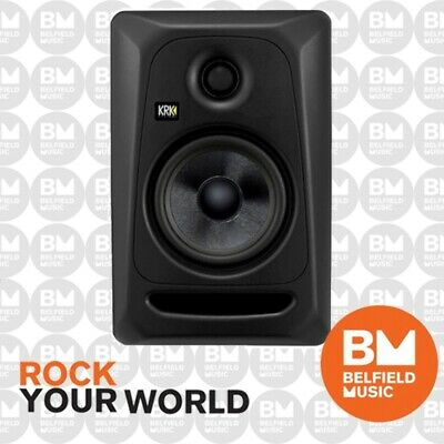 KRK Rokit 5 G3 Stealth Edition Powered Active Monitor Speaker Generation 3 5inch