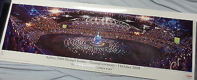 #bb5.  Large Photo Of 2000 Sydney Olympic Closing Ceremony