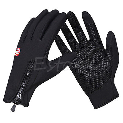 Full Finger Racing Motorcycle Cycling Bicycle Bike Riding Sports Gloves Mittens