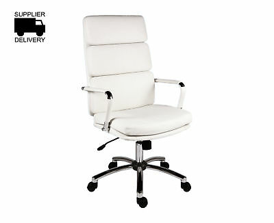 Teknik Office Deco Executive Chair Faux Leather