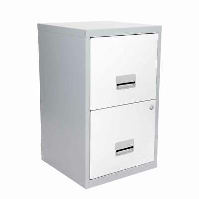 Pierre Henry 2 Drawer Maxi Filing Cabinet A4