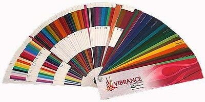 PPG Vibrance Custom Paint COLOR CHARTS/CHIPS-Auto/Car