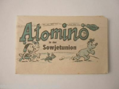 CO-051 Atomino in der Sowjetunion I sehr gut