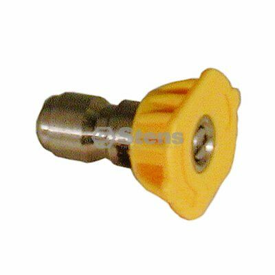 Quick Coupler Nozzle FITS 15 Degree Size 5.5 Yellow General Pump 915055Q Stens