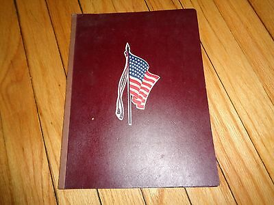 Vintage Program Order of Elks Chicago North Lodge No. 1066 Rogers Park