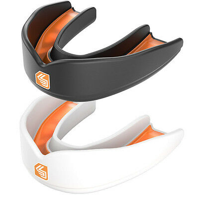 Shock Doctor Ultra Rugby Mouthguard / Gumshield Adults And Youths rrp£29