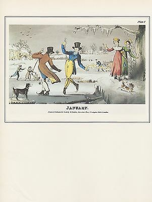 "1974 Vintage HUNTING /""THE TOAST 2/"" SPORTSMEN DINNER COLOR Art Print Lithograph"