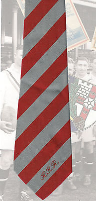 Hull KR 8.5cm  RUGBY LEAGUE TIE