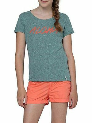O'neill lG freedom fille t-shirt à manches courtes 10 ans Bleu - Clear NEUF