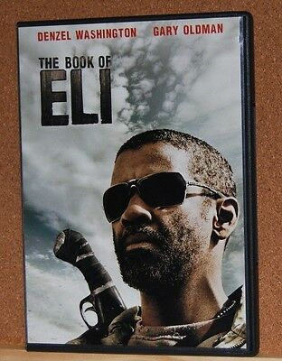 The Book of Eli DVD in Very Good Condition++++++++++++++++++