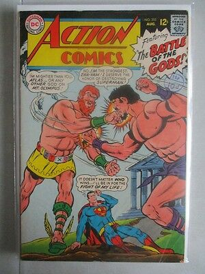 Action Comics Vol. 1 (1938-2011) #353 VG/FN