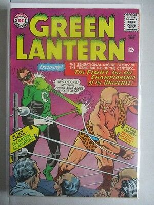 Green Lantern Vol. 2 (1960-1988) #39 VG (Cover Detached)