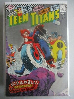 Teen Titans Vol. 1 (1966-1978) #10 FN (Sticker on Cover)