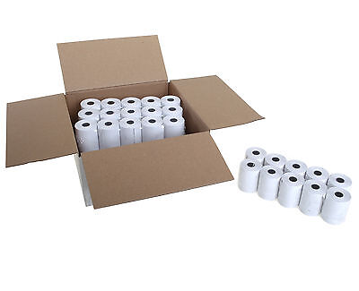Chip and Pin Rolls 1 Ply Thermal Pack of 50 57mm x 47mm x 12mm Core