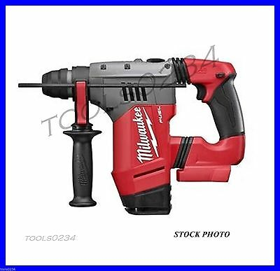 """New Milwaukee 2715-20 M18 Cordless 1-1/8"""" SDS Plus Rotary Hammer Drill Tool Only"""