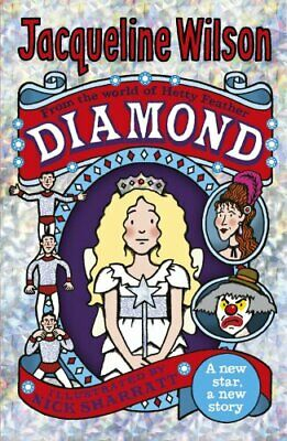 Diamond (Hetty Feather) by Wilson, Jacqueline Book