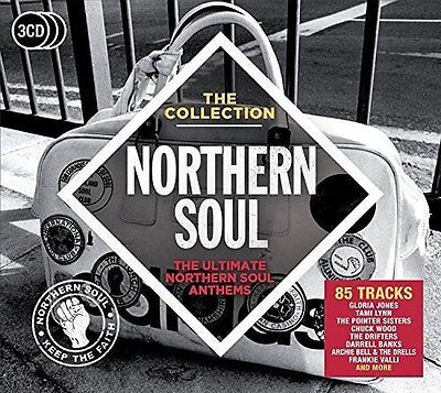 Northern Soul: The Collection 3Cd Set (2016)