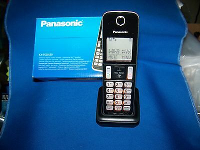 Panasonic Kx-Tgda30 Additional Digital Cordless Handset For Most Models