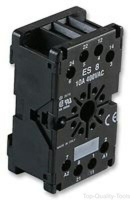 Crouzet,25 622 130,relay Base, 8 Pin