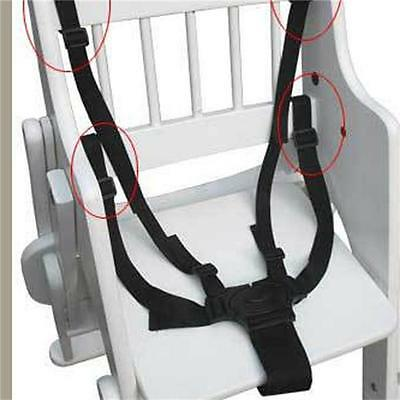 New Baby Kids Harness Seat Belt Strap Portable For Stroller High Chair Pram - CB