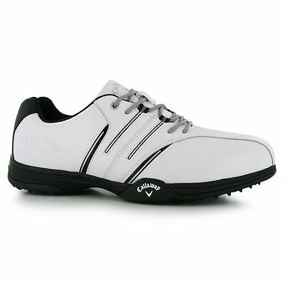 Callaway Mens Chev Multi ll Golf Shoes Spikeless Lace Up Sport Trainers Footwear