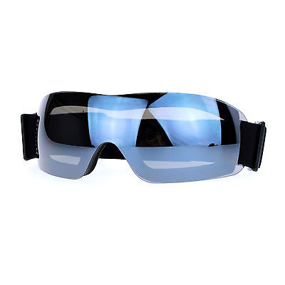 SKI SNOWBOARD SPORTS Goggles Thin Smaller Frame Foam Padding ...