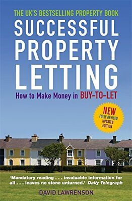 Successful Property Letting: How to Make Money in Buy-to-... by Lawrenson, David