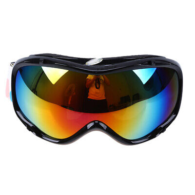 MX Colored lens Motorcycle Motocross MTB Off-Road Dirt Riding Bike Goggles ATV