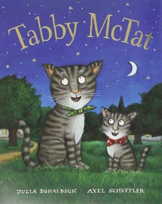 Tabby McTat, Donaldson, Julia Paperback Book The Cheap Fast Free Post
