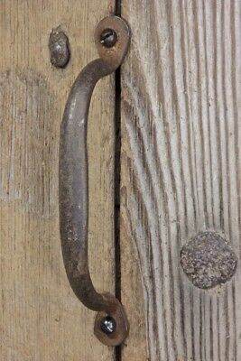 "Screen door handle drawer pull old vintage rustic 4 5/8"" sash lift primitive"